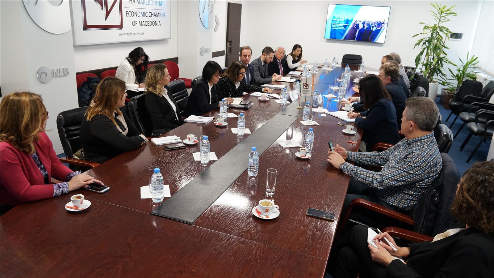 СЕВЕРИНО: Владеењето на правото и антикорупцијата - императив за стабилна економија