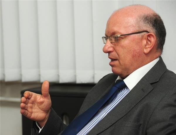 Преземено интервју на Претседателот Азески за factor.mk - Бизнисот е ранлив на неизвесност, без право нема да функционираме