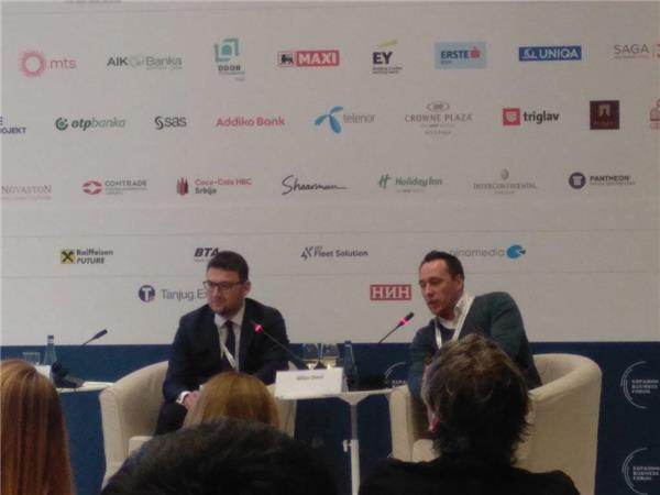 """Презентација на вината на """"Тиквеш"""" на """"Копаоник бизнис форум 2020"""""""