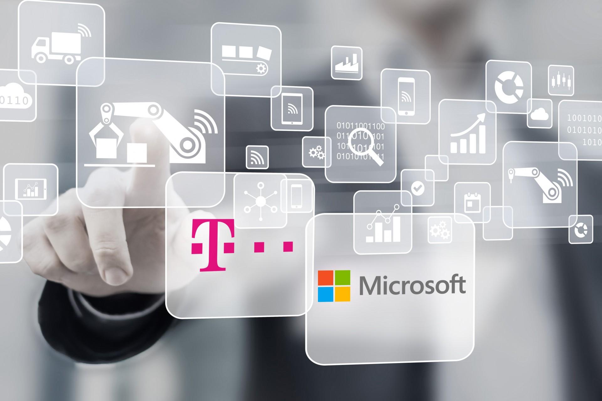 Телеком и партнерот Microsoft предводници на cloud иновации