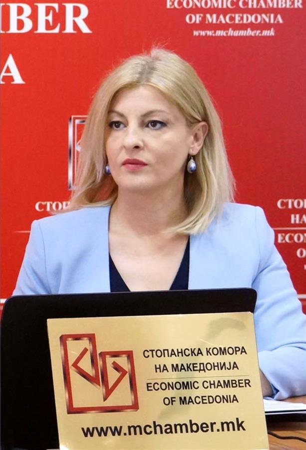 Анета Димовска