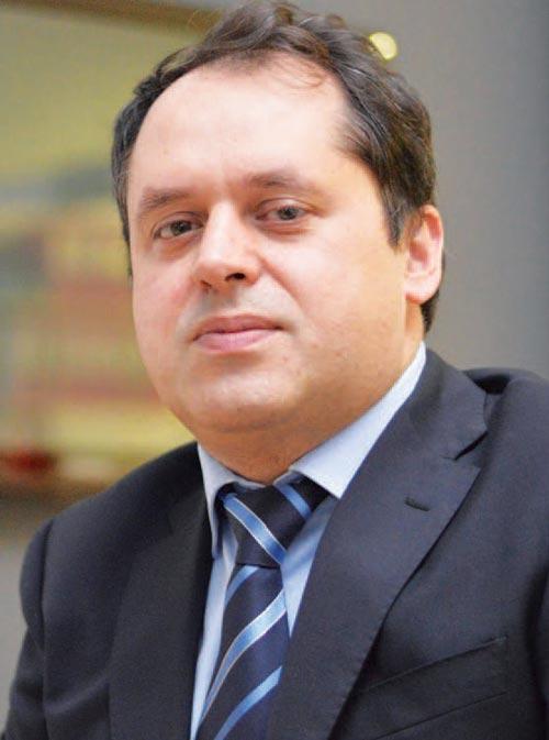 Gligor Cvetanov, president