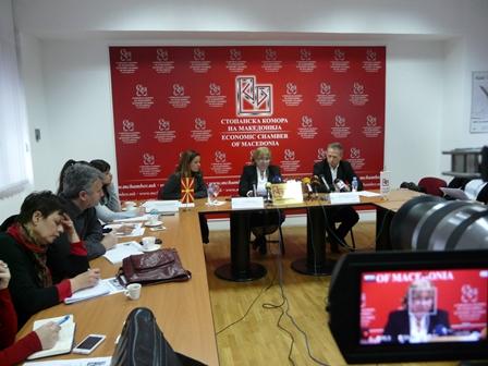 Стопански комори и компании на средба во Белград покренaa  иницијатива за унапредување на регионалната соработка во областа на градежништвото  -  ИНСТИТУЦИОНАЛНО ПОВРЗУВАЊЕ ЗА ЗАЕДНИЧКИ НАСТАП НА ПАЗАРИТЕ ВО ЗЕМЈИТЕ ОД РЕГИОНОТ  И НА ТРЕТИ ПАЗАРИ