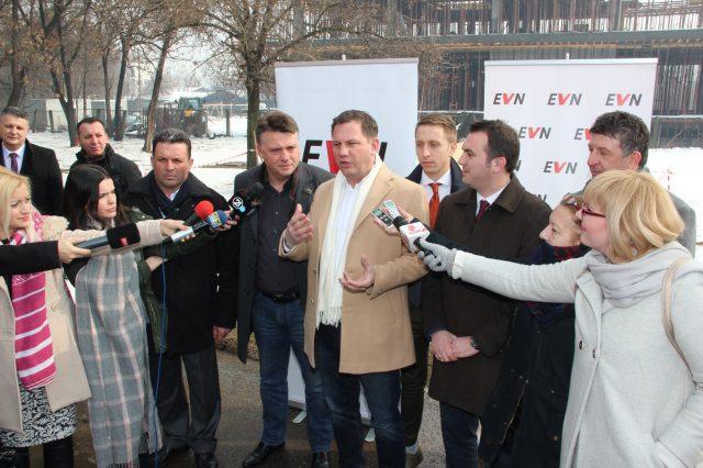 ЕВН полигон за тренинг на млади електро монтери и електро техничари