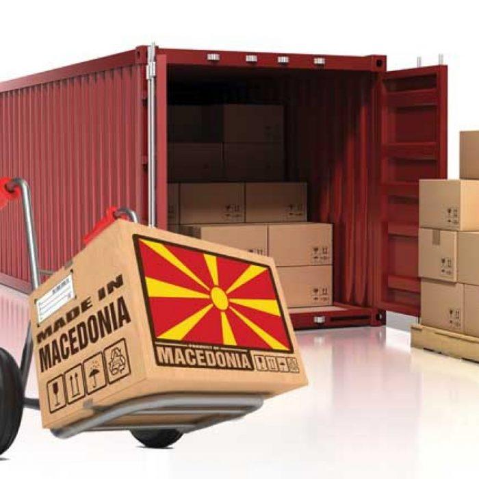 Кои се 10-те најголеми извозни пазари за македонските производи ?