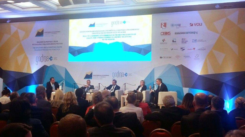 <strong>К</strong>ОМОРСКИОТ <strong>И</strong>НВЕСТИЦИСКИ <strong>Ф</strong>ОРУМ – последна шанса за балканската шесторка <br/>- општа слика за економските состојби меѓу 6-те земји - членки на КИФ