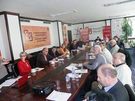 Здружение на земјоделството и прехранбена индустрија при Стопанската комора на Македонија - ФОРМИРАНА АСОЦИЈАЦИЈА НА КОНЦЕСИОНЕРИ НА ЗЕМЈОДЕЛСКО ЗЕМЈИШТЕ ВО ДРЖАВНА СОПСТВЕНОСТ