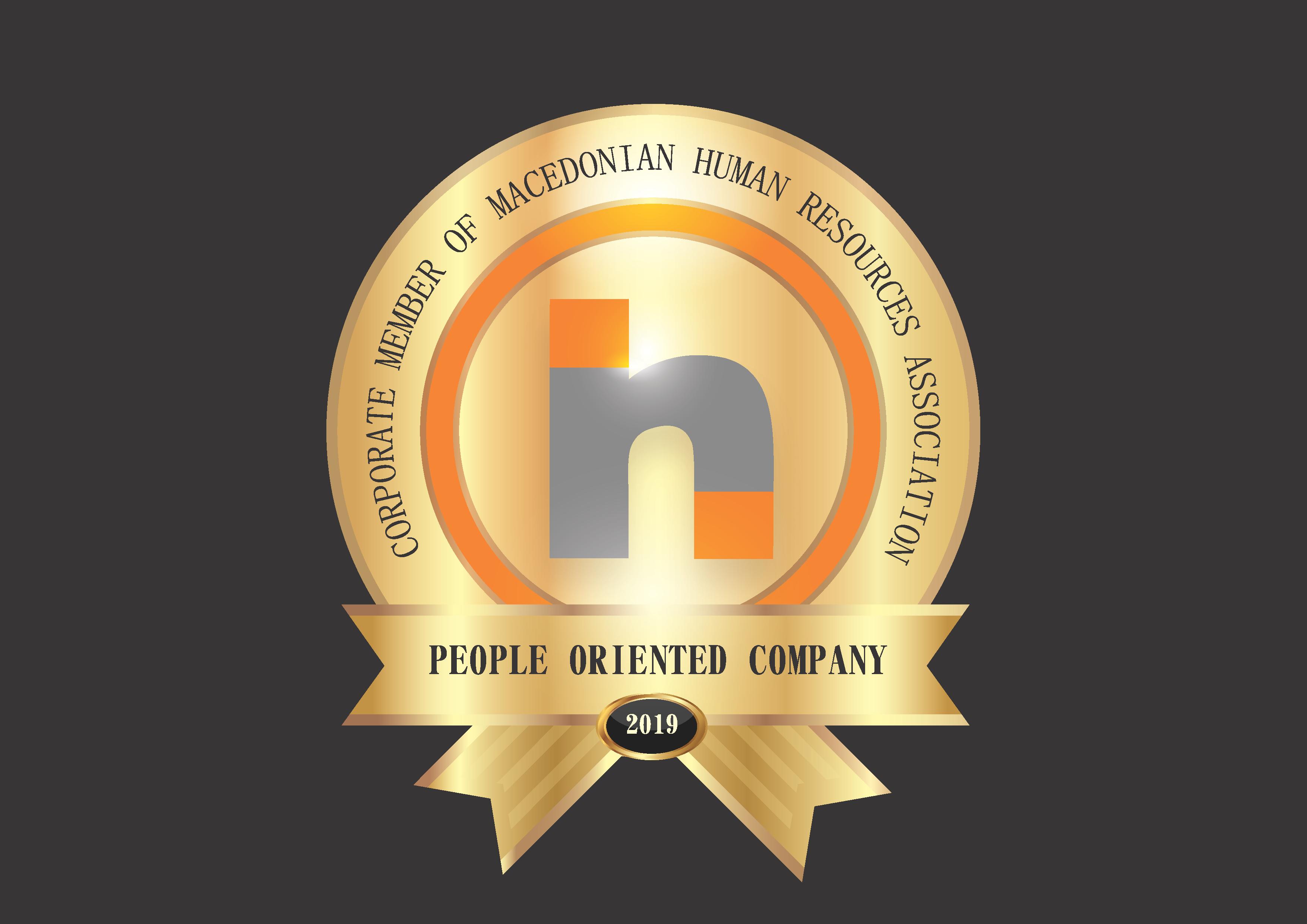 """НЛБ Банка добитник на награда """"Компанија ориентирана кон луѓето"""""""
