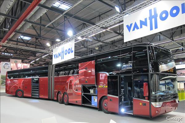 """""""Л4Екхо"""": Ван Хол произведува повеќе автобуси во фабриката во Скопје, отколку во Белгија"""