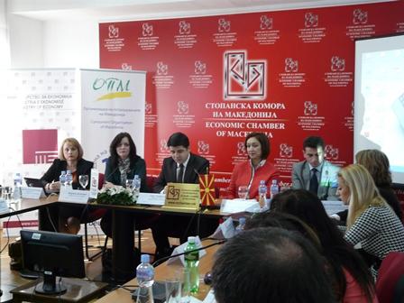 Во Стопанската комора на Македонија се одржа  промоција на Светскиот ден на правата на потрошувачите - РАСТЕ СВЕСТА И ЗАШТИТАТА НА ПОТРОШУВАЧИТЕ, А УЛОГА ИМААТ  И КОДЕКСИТЕ ЗА ДОБРА ПРАКСА