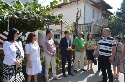 Заедничката акција на Регионалната коморa со седиште во Кавадарци  и  локалната самоуправа - ПАРИЧНА ПОМОШ ЗА САНИРАЊЕ НА ПОСЛЕДИЦИТЕ ОД ПОЖАРОТ