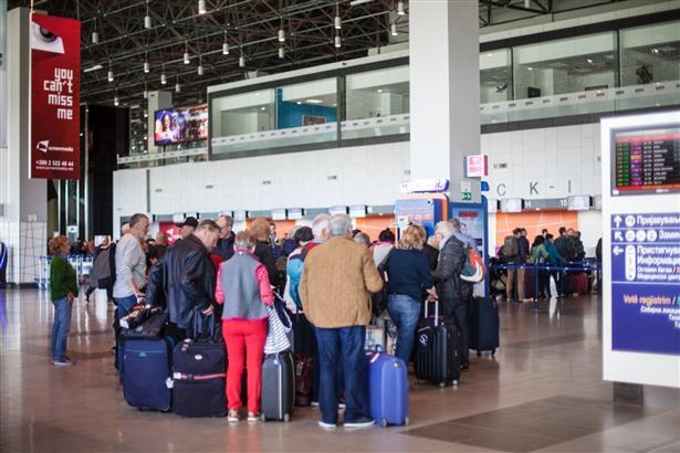 ТАВ МАКЕДОНИЈА: Аеродромите во Скопје и Охрид со речиси половина милион патници во првите три месеци од 2019 година