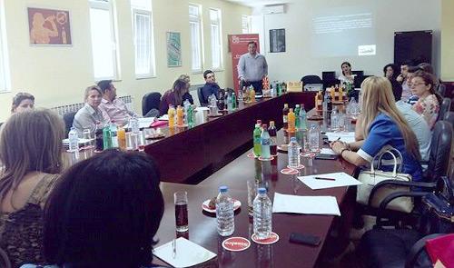 Семинар за компаниите-членки од Регионалната комора со седиште во Кавадарци - ЗАПОЗНАВАЊЕ СО НОВИТЕ ЗАКОНИ И ЗАКОНСКИ ИЗМЕНИ