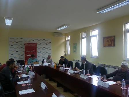 Управен одбор на Регионалната комора со седиште во Кавадарци - ИНВЕСТИЦИИТЕ  КЛУЧНИ ЗА РАСТ НА КОНКУРЕНТНОСТА  НА МАКЕДОНСКАТА ЕКОНОМИЈА
