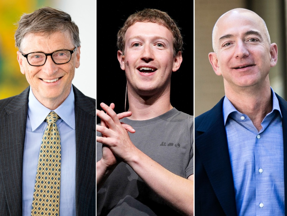 500-те најбогати луѓе во светот во еден ден изгубија 117 милијарди долари