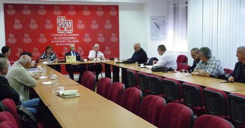 ЧЛЕНКИТЕ НА МАКЕДОНСКАТА АСОЦИЈАЦИЈА НА РУДАРСТВОТО – МАР наскоро ќе потпишат Меморандум за соработка со Бугарската комора на рударство и геологија