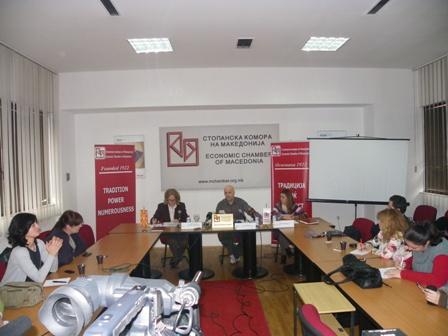Стопанската комора на Македонија инсистира на целосно искористување на системската поддршка во земјоделството - ПАТ КОН КОНКУРЕНТНО АГРОИНДУСТРИСКО ПРОИЗВОДСТВО