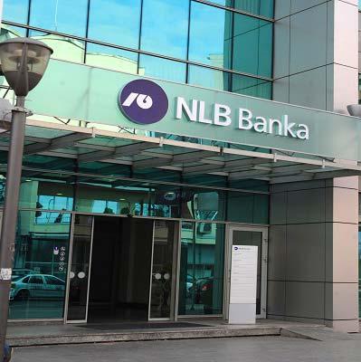 НЛБ Банка ги намали каматните стапки на кредитите за правни лица